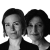 Laia Serra i Isabel Muntané