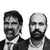 Jordi Cuixart i Marcel Mauri