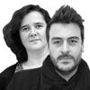 Luca Gervasoni i Pepa Martínez