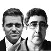 Albert Cuchí i Pedro Díez