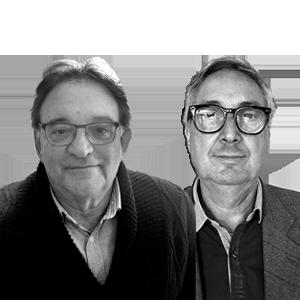 Bernat Riutort i Ferran Navinés