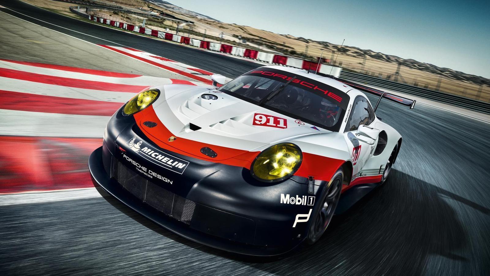 Porsche 911 RSR: evolució o traïció? / PORSCHE