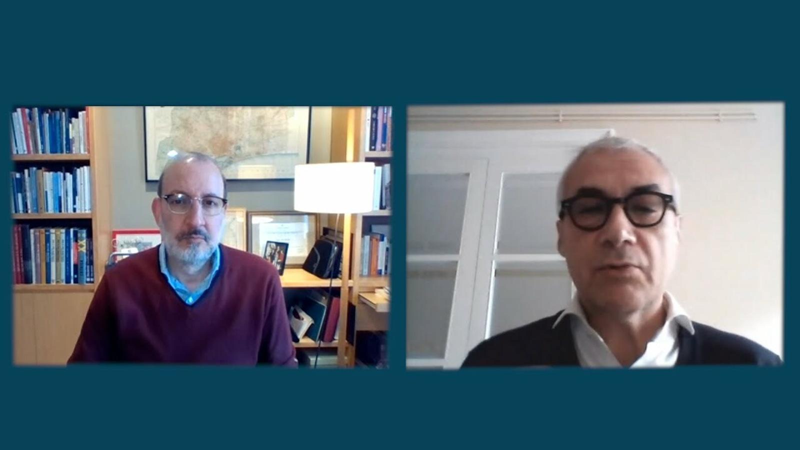 """Antoni Calvo, psicòleg: """"Som molt més forts del què imaginem"""""""