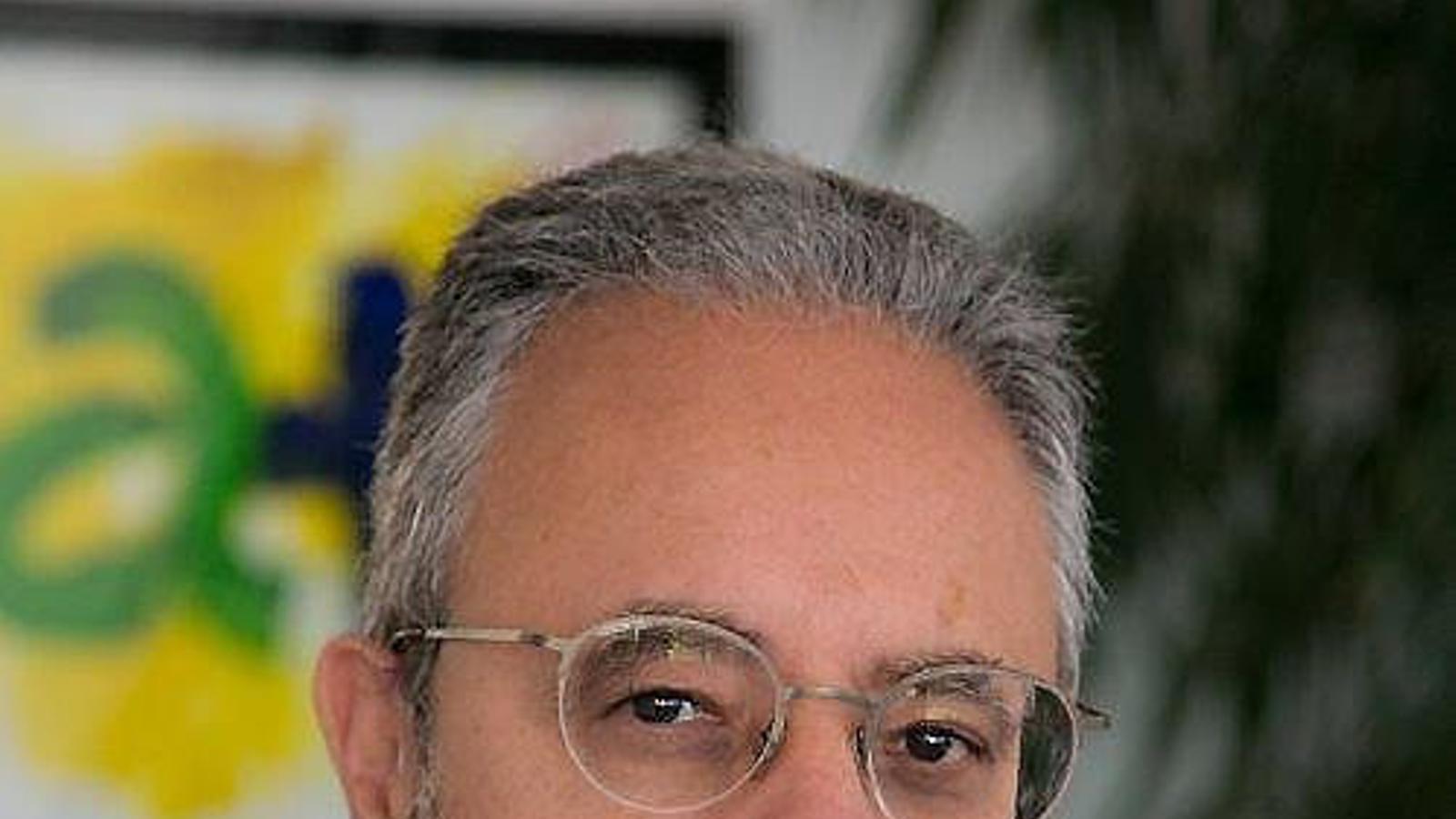 """Pere Bonet: """"Es poden tenir símptomes de trastorn mental I rendir a la feina"""" / ARA"""