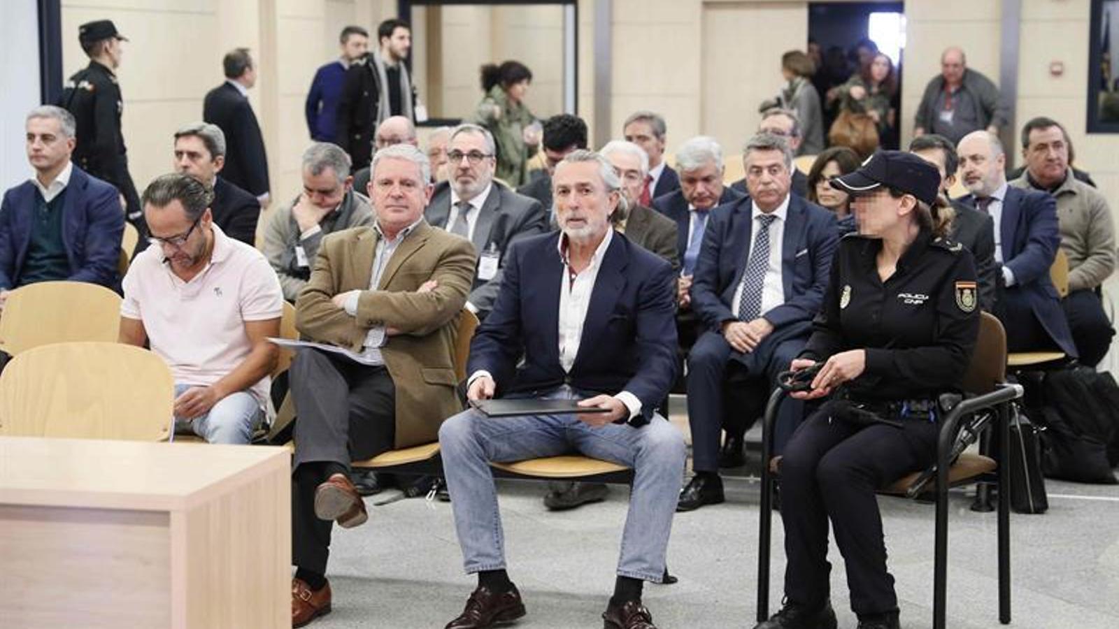 Nou empresaris processats en el cas Gürtel valencià admeten haver finançat il·legalment el PP de Francisco Camps