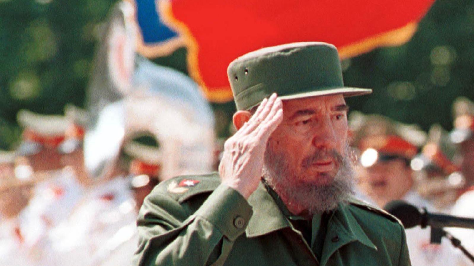 Les cares ocultes de Fidel Castro