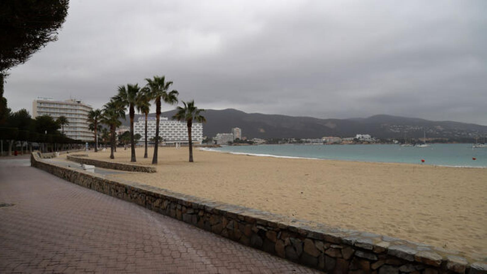 Les precipitacions seran més fortes a Menorca i al nord de Mallorca
