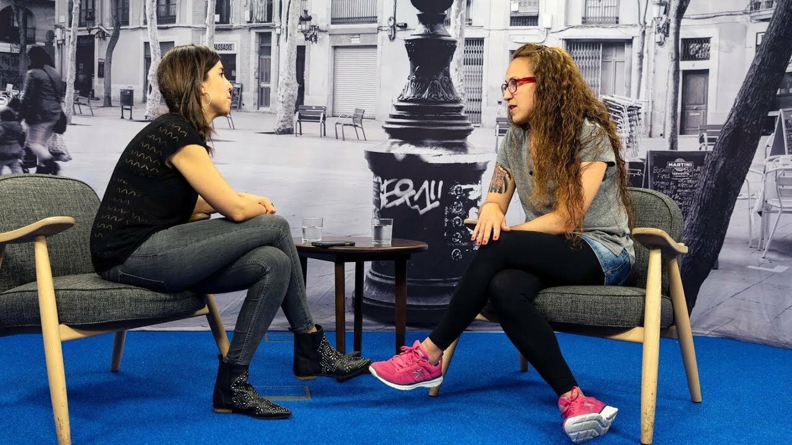 Entrevista de Laura Rosel a Clara Naya