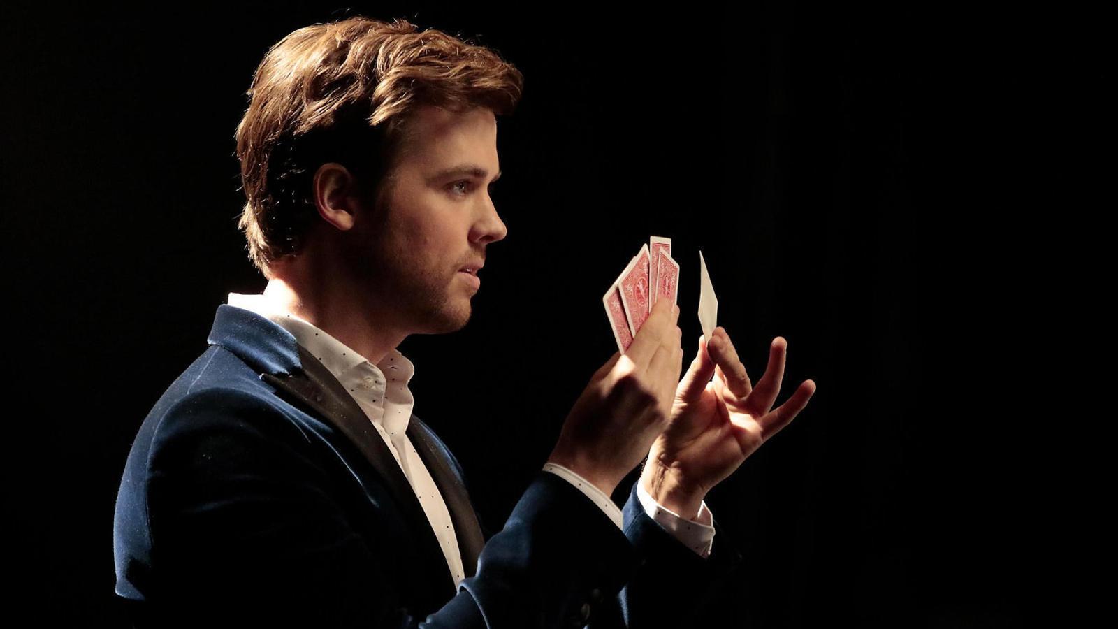 La HBO encreua el món del crim i de la màgia a 'El ilusionista'
