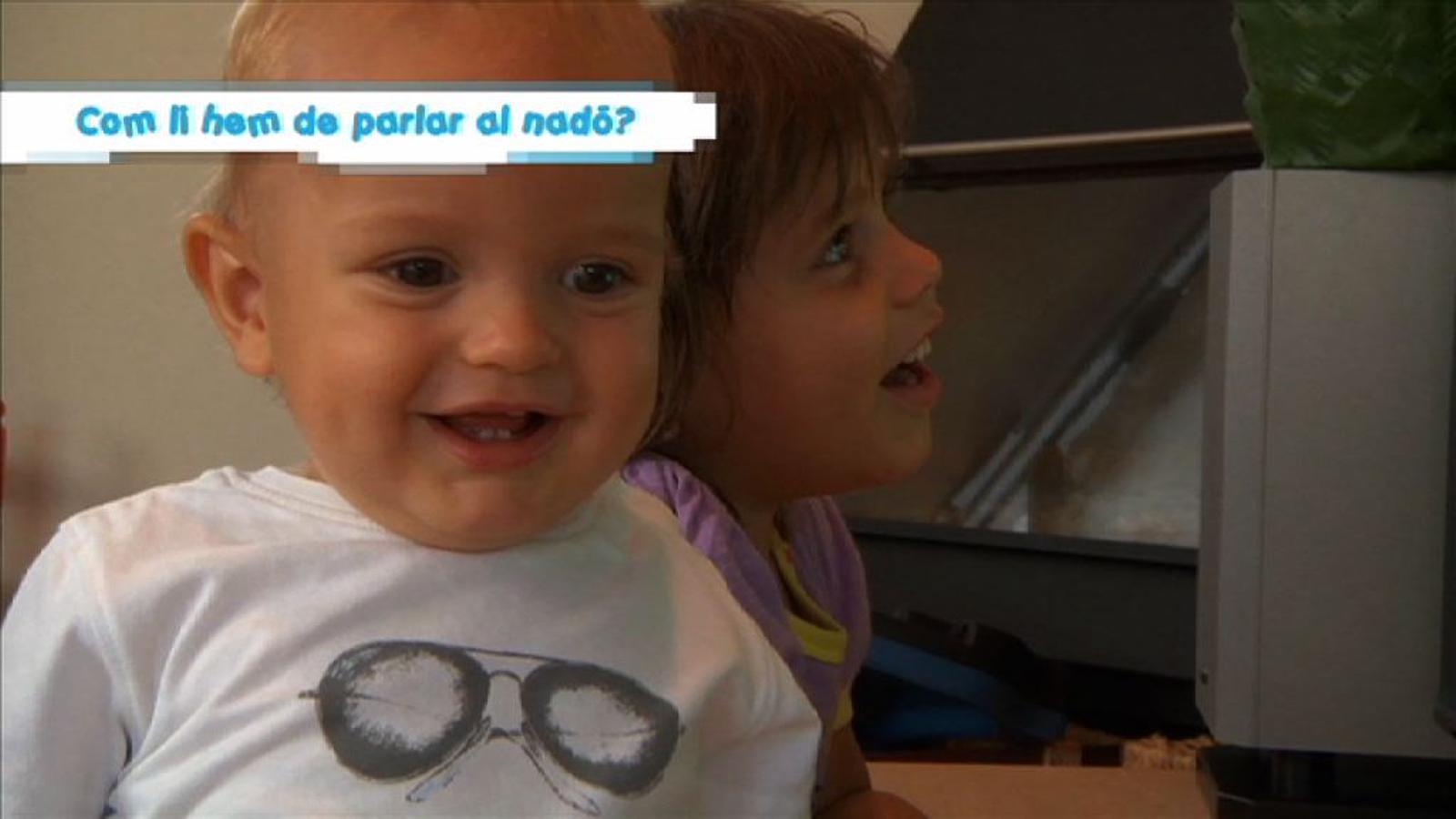 Criatures: Com li hem de parlar al nadó?