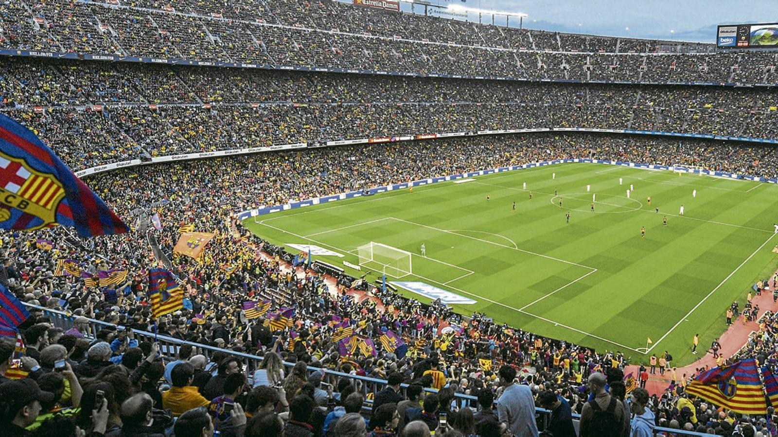 El Tsunami concreta el seu desafiament al Barça-Madrid