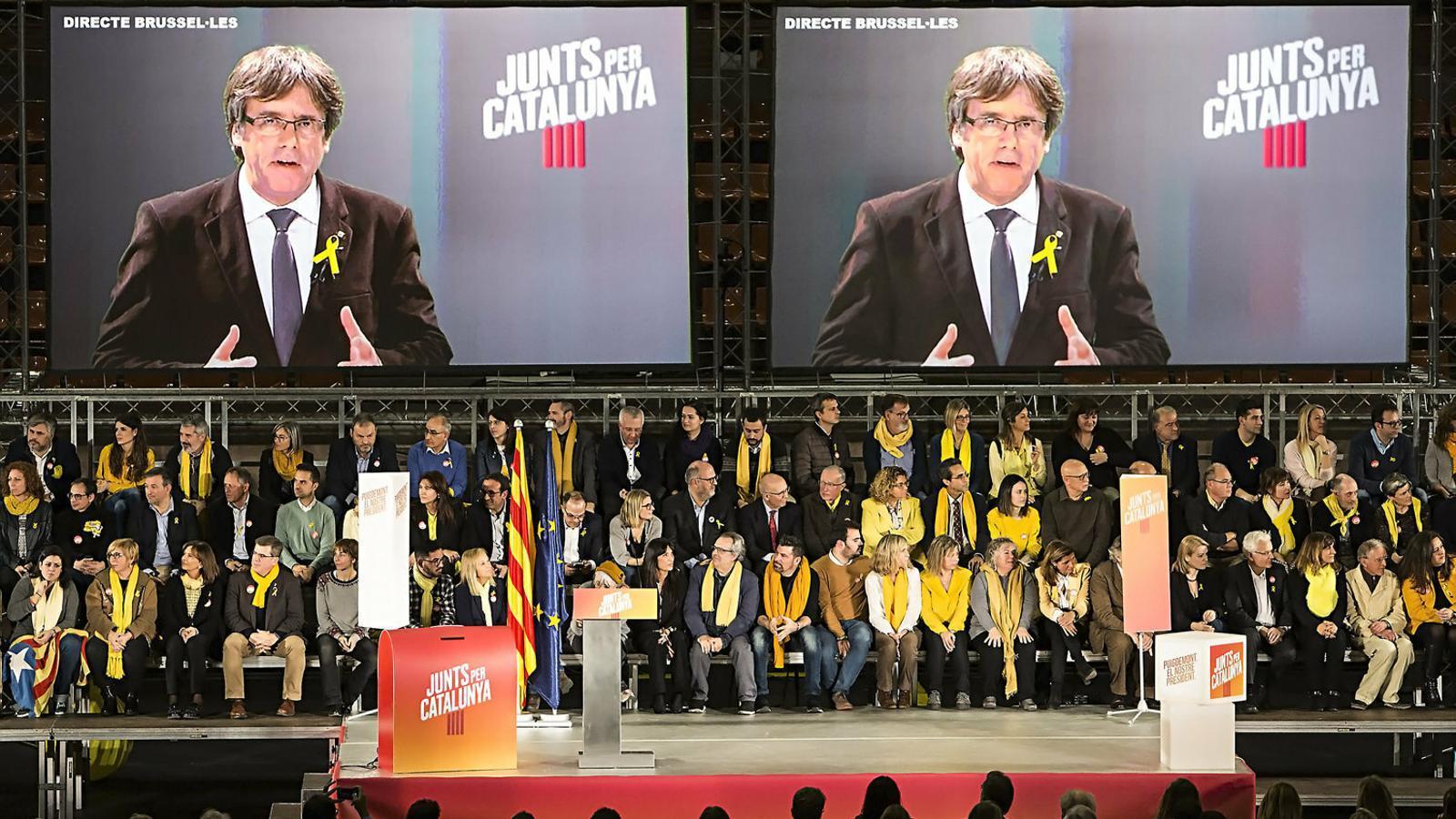Els dubtes del pla de JxCat per mantenir la tensió a Madrid i Europa