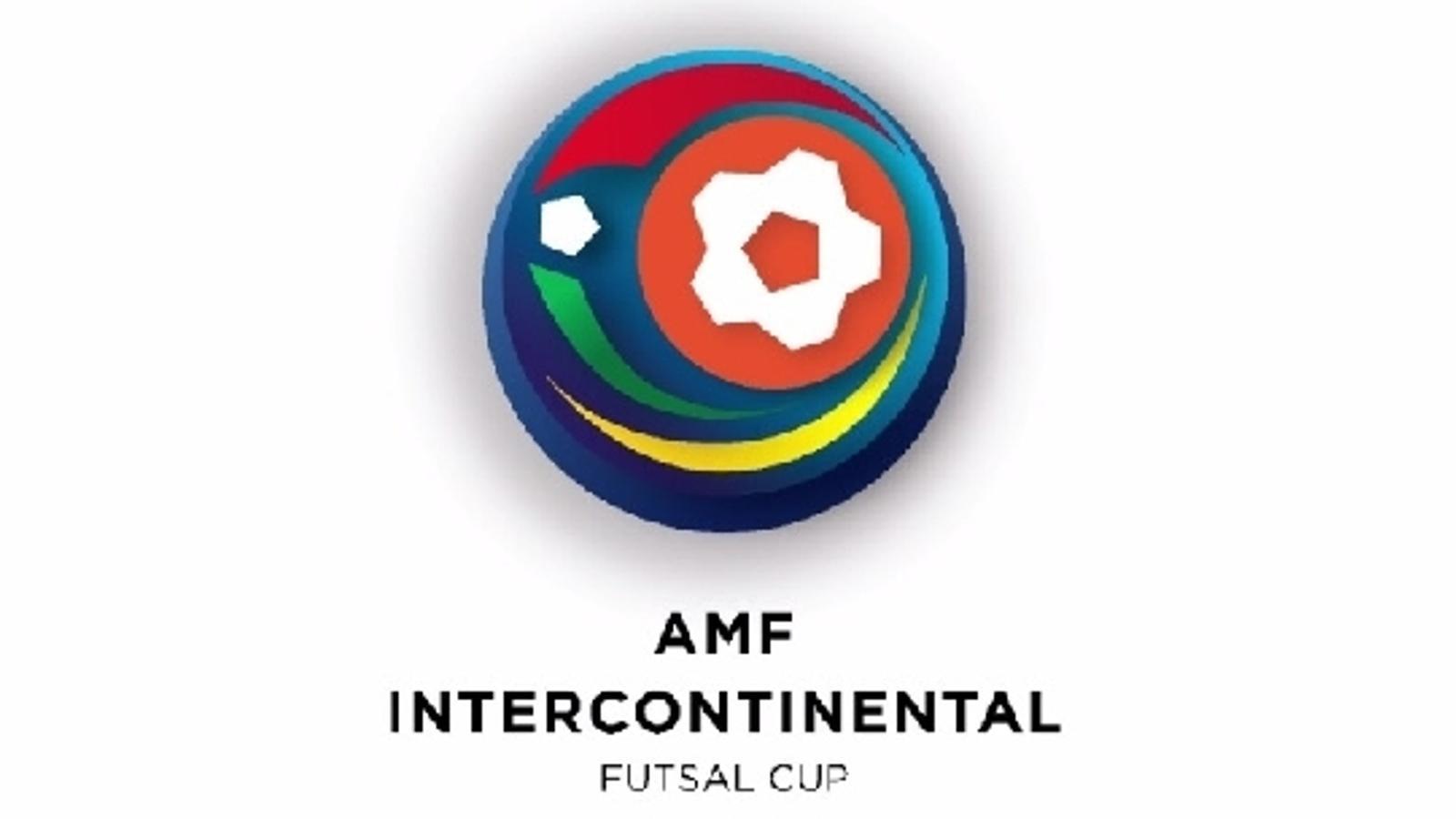 Logotip de la AMF Intercontinental Futsal Cup