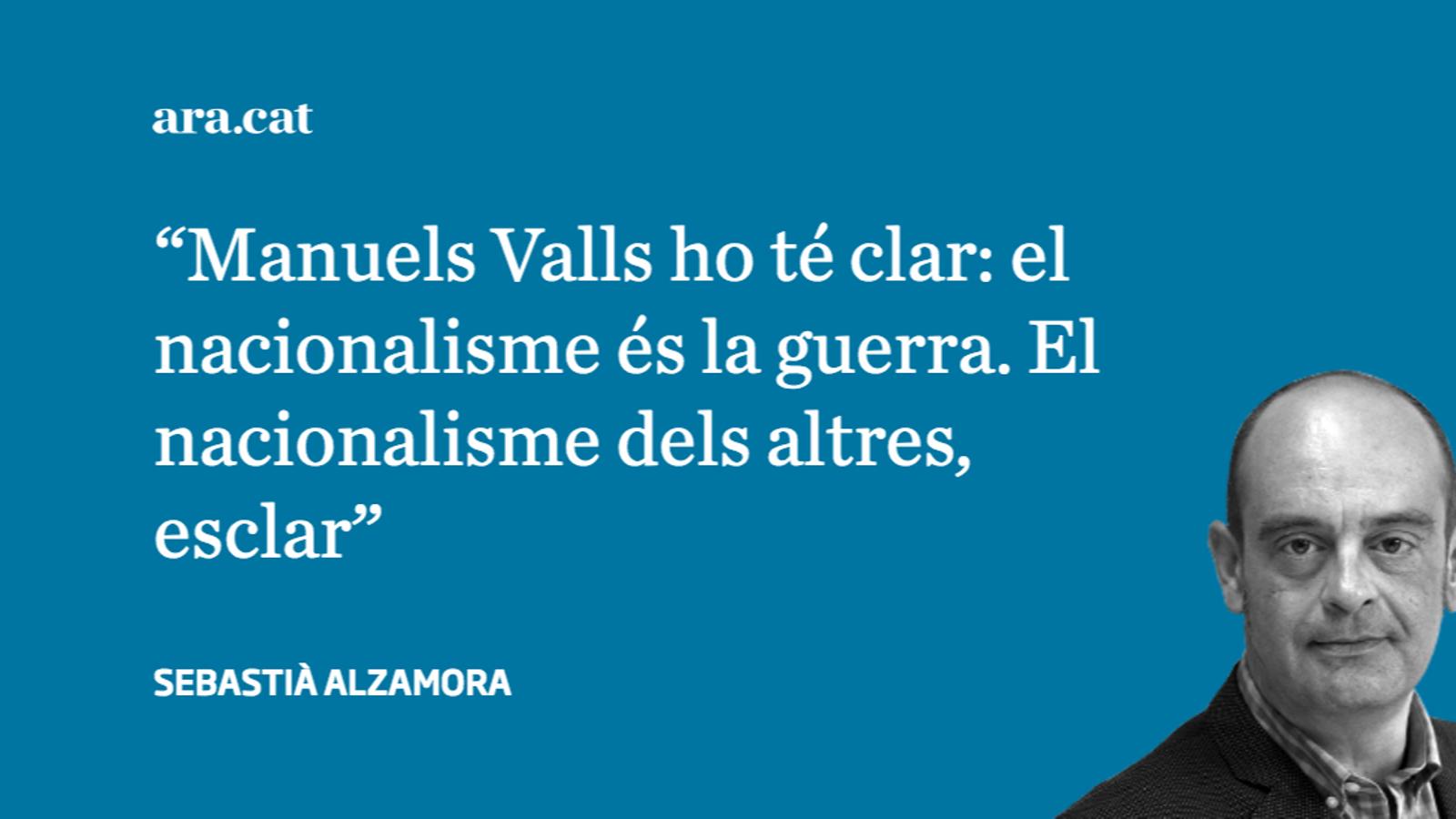 Guerra,  diu Valls