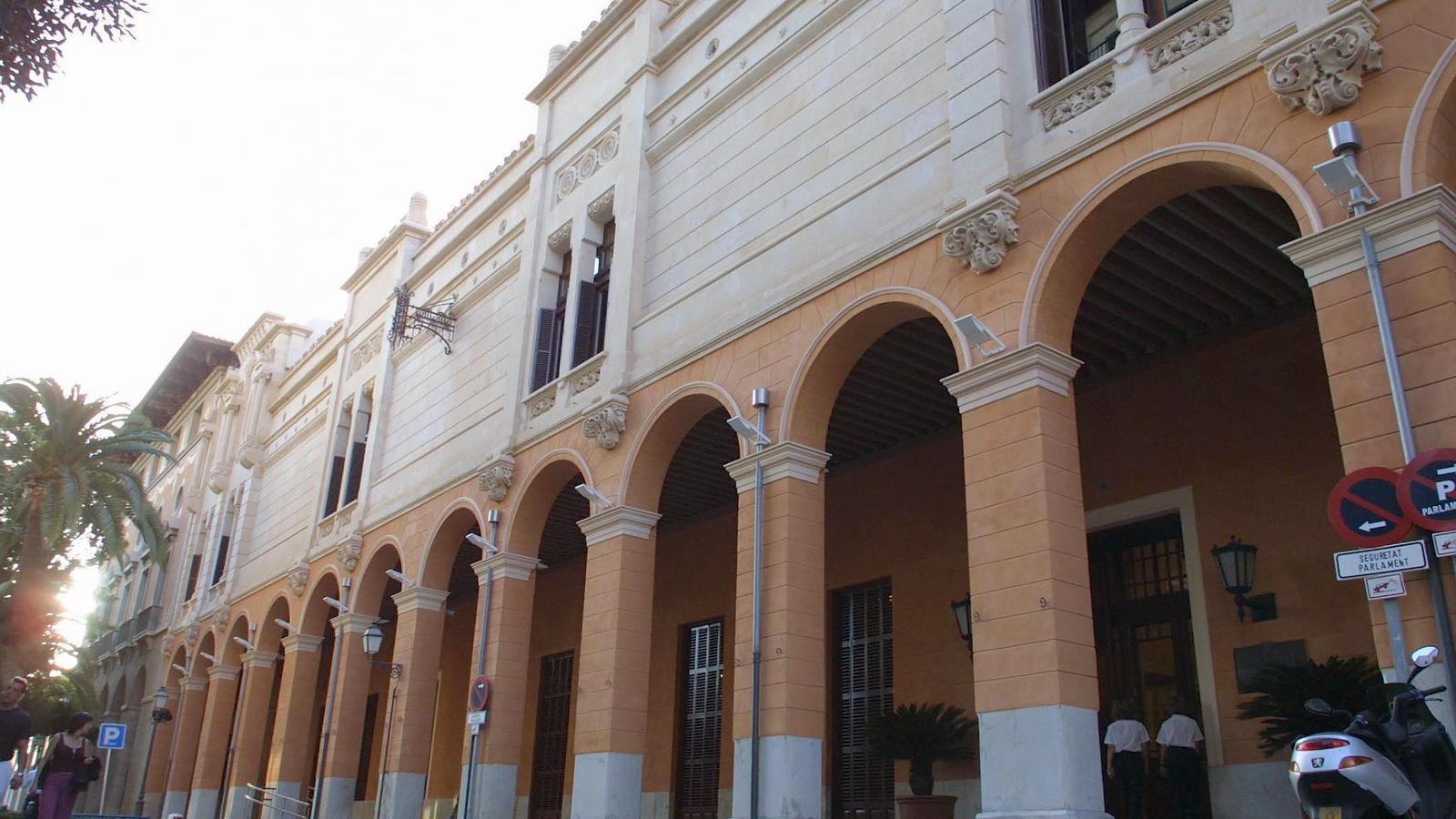 Palma és la ciutat més cara per viure a prop del Parlament
