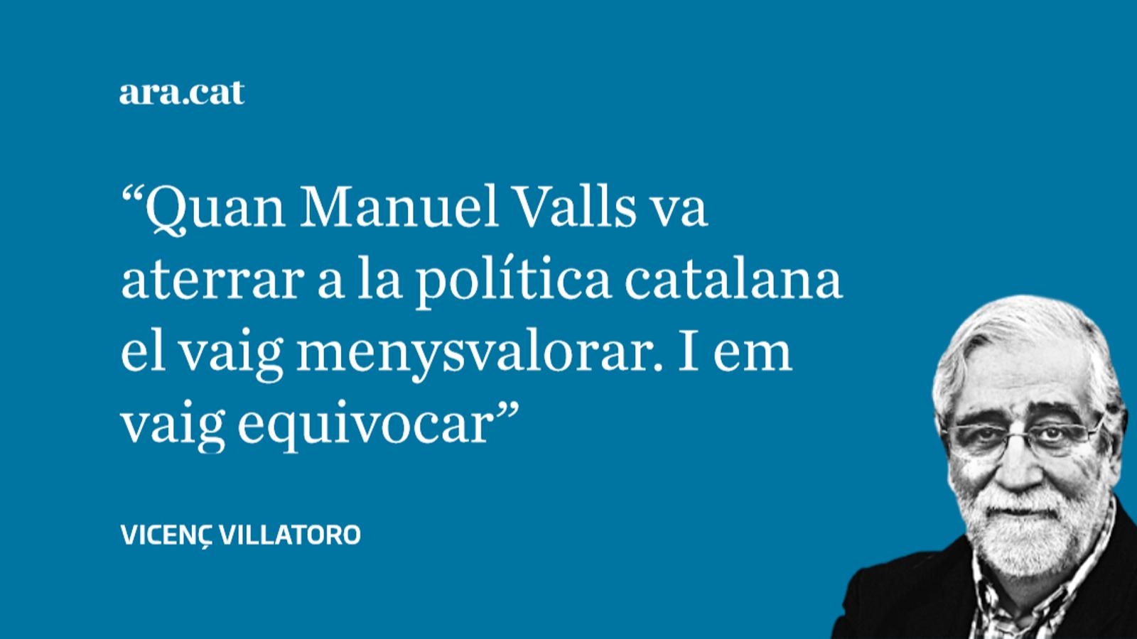 16/06:  Valls ha guanyat