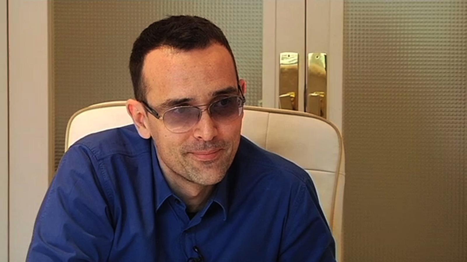 Risto Mejide: Em diuen prepotent perquè confonen autoestima amb supèrbia