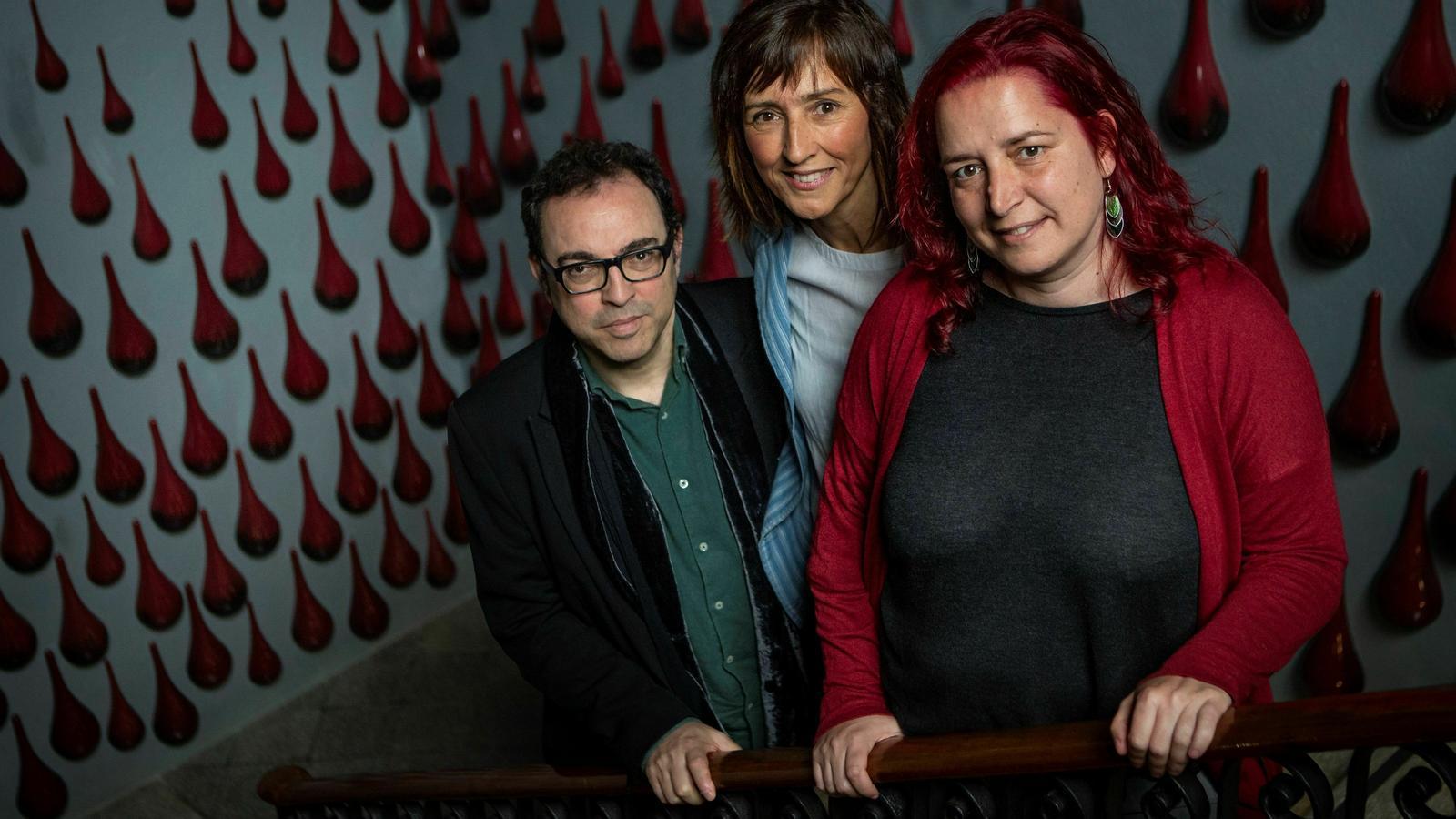 'Dolors': una sèrie de teatre en sis episodis, al Teatre Lliure