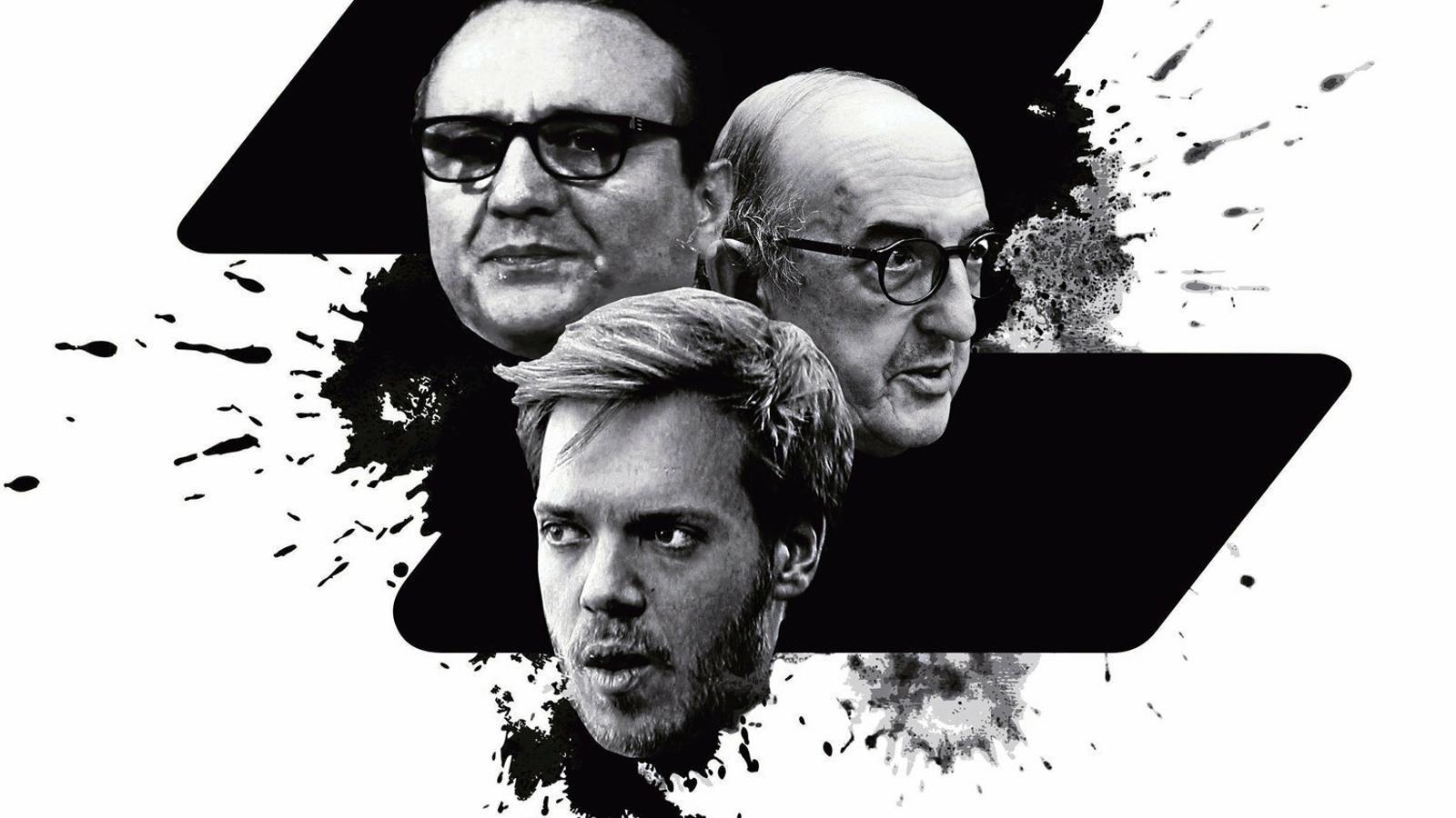 La venda de Zeta: política, diners i un pare difunt