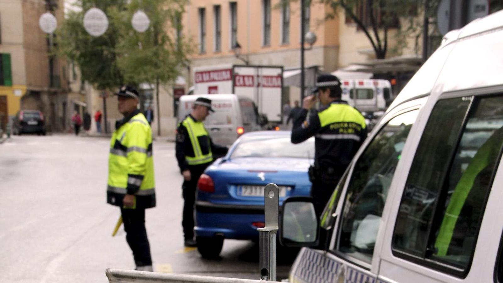 Balears va arribar a comptabilitzar 2.949 condemnes per delictes contra la seguretat vial, 2.025 per consum de drogues.