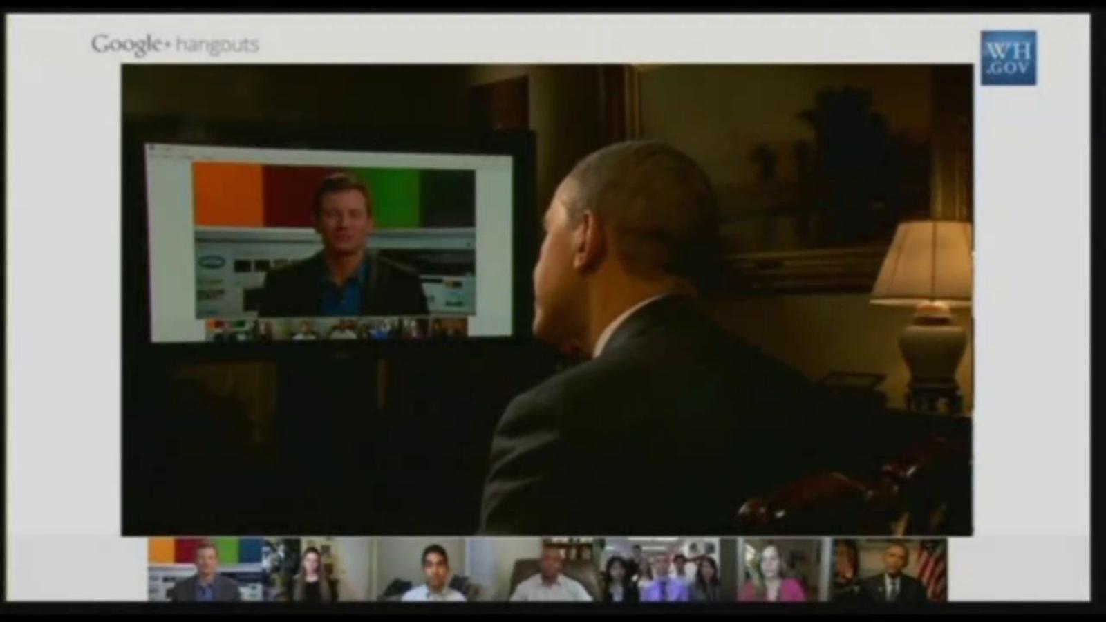 Obama reconeix a YouTube que avions dels EUA no tripulats bombardegen el Pakistan