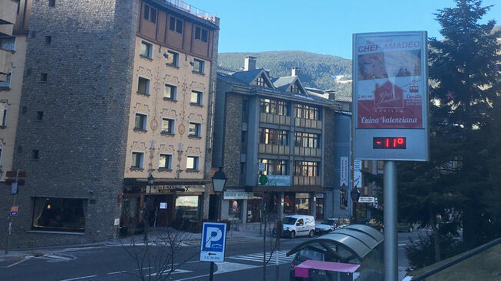 Andorra, en una imatge d'arxiu. / ANA