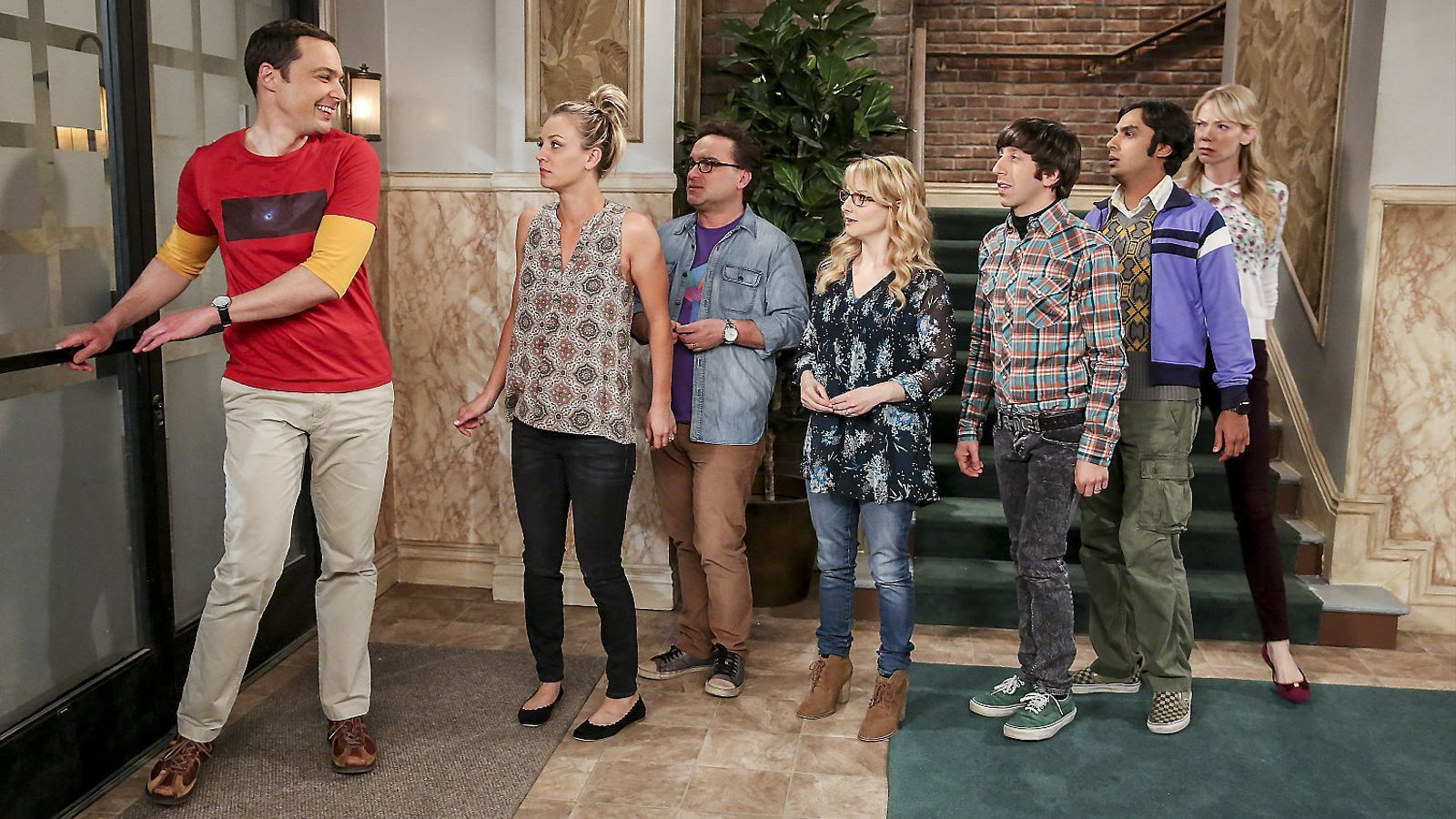 'The Big Bang Theory' celebra deu anys d'humor friqui