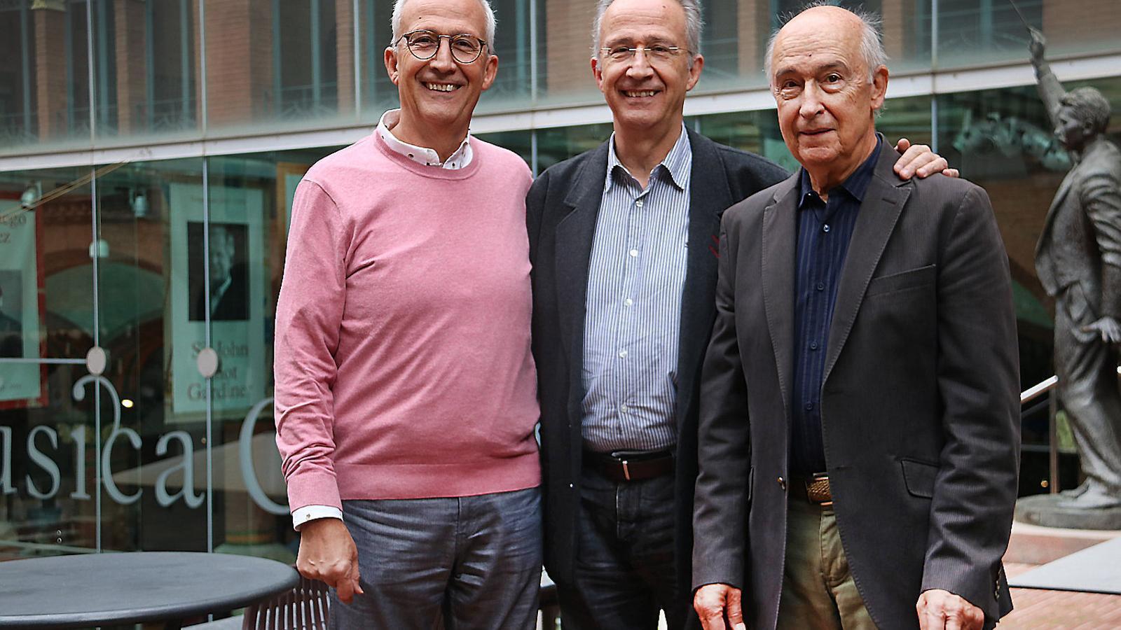 El Trio de Barcelona torna per celebrar 50 anys de professió