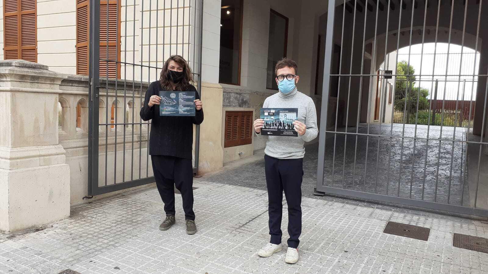 Natàlia Rabassa i Marcos Augusto presenten la nova edició del Teatre de Barra