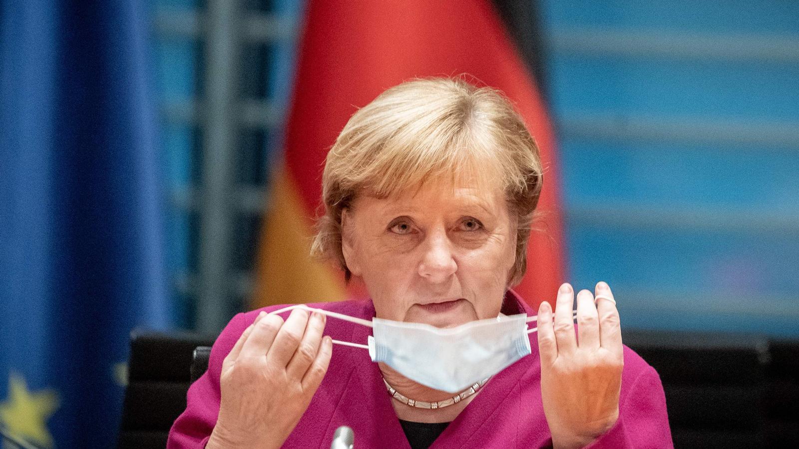 Alemanya també endureix mesures davant la segona onada de covid-19