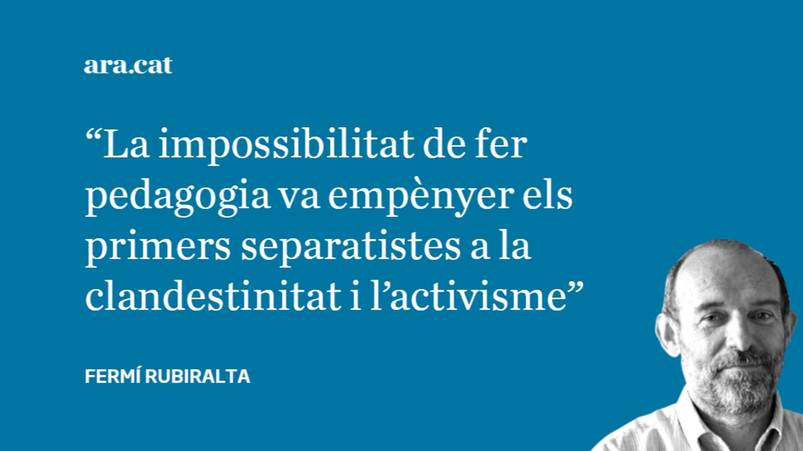 Els referents històrics del sobiranisme català
