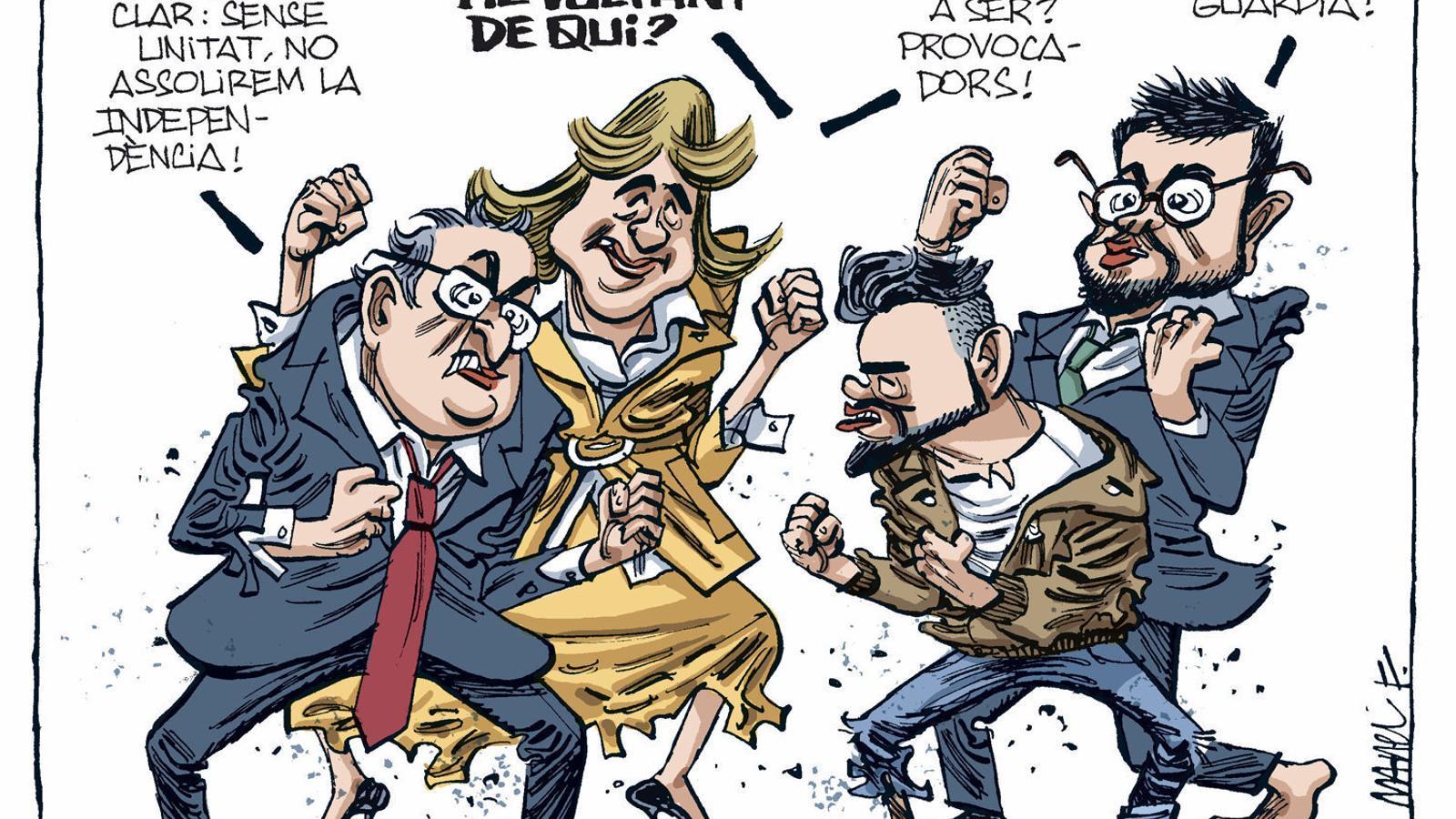 La vinyeta de Manel Fontdevila 07/06/2020