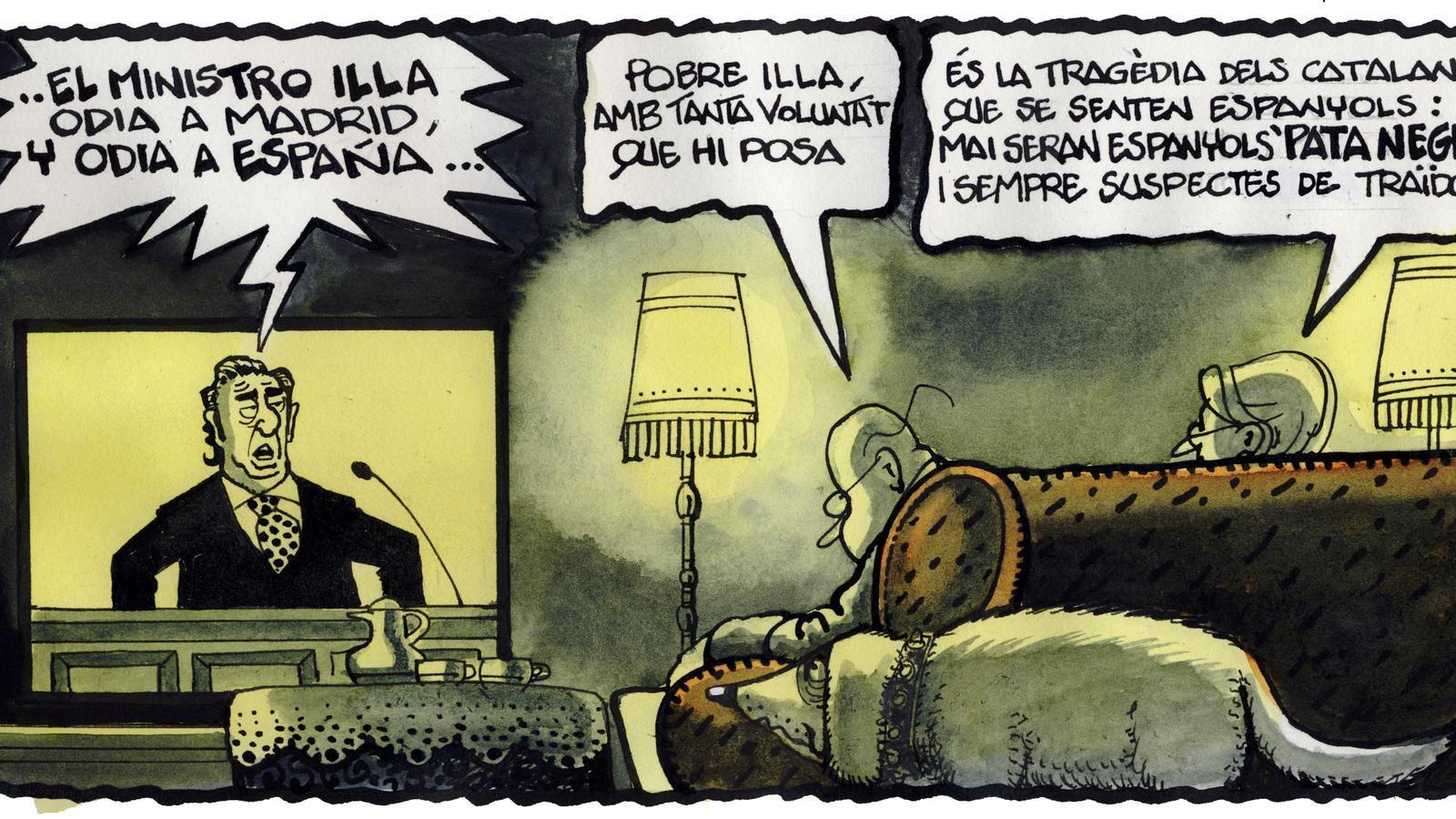 'A la contra', per Ferreres 17/10/2020