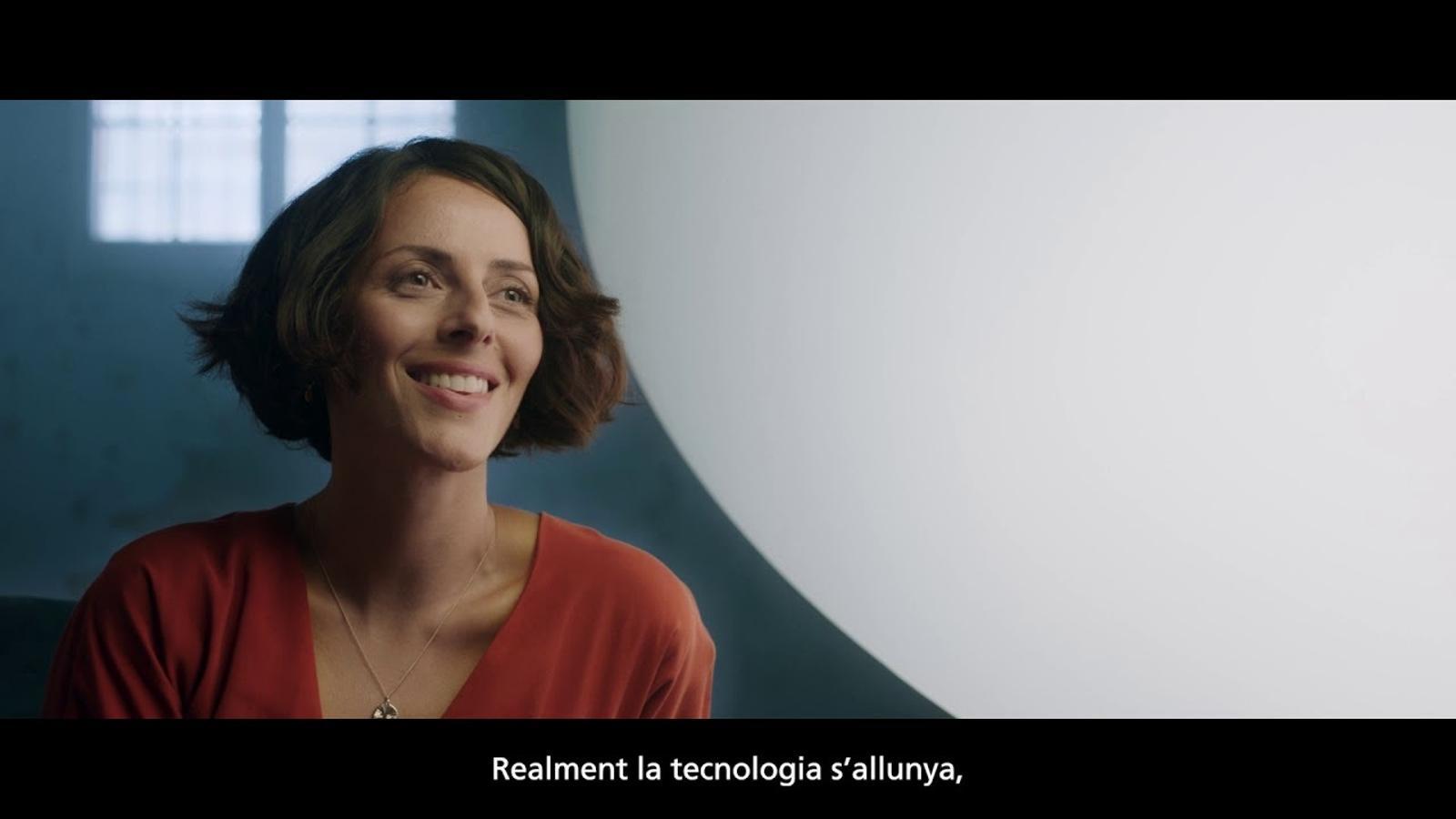 Vídeo tecnologia CaixaBank