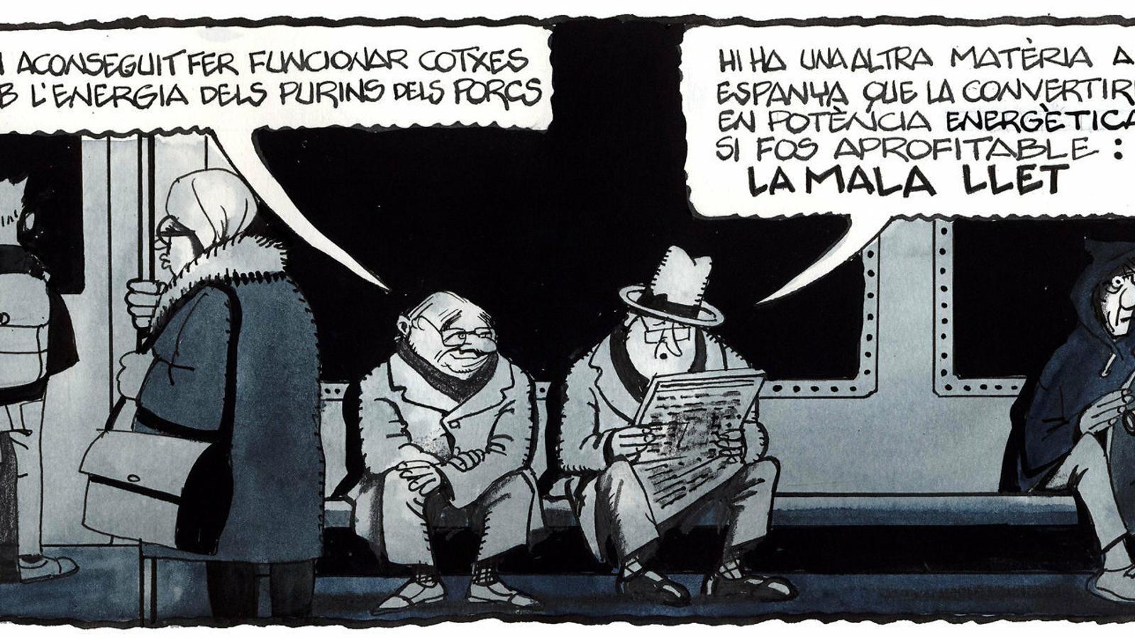 'A la contra', per Ferreres 04/12/2019