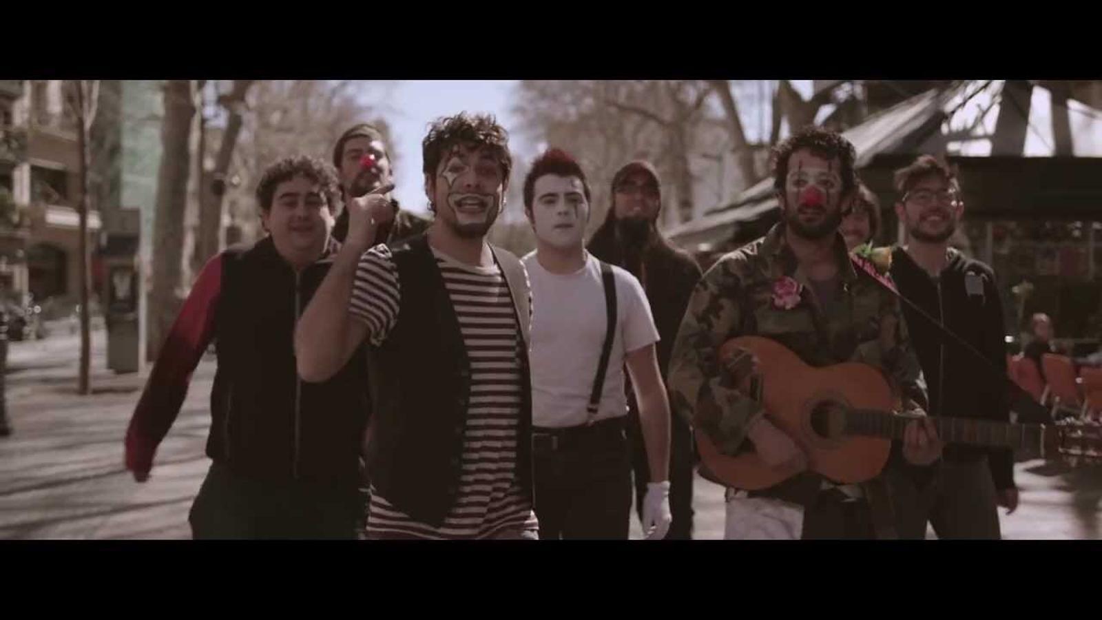 'Músic de carrer', de Txarango