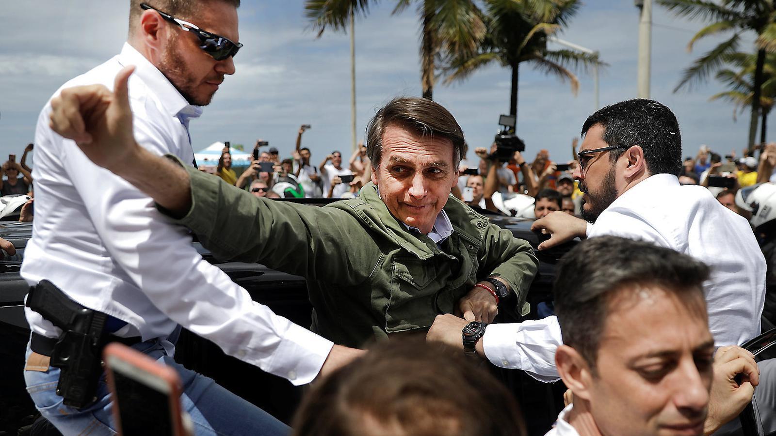 La recepta de Bolsonaro: privatitzar i retallar pensions