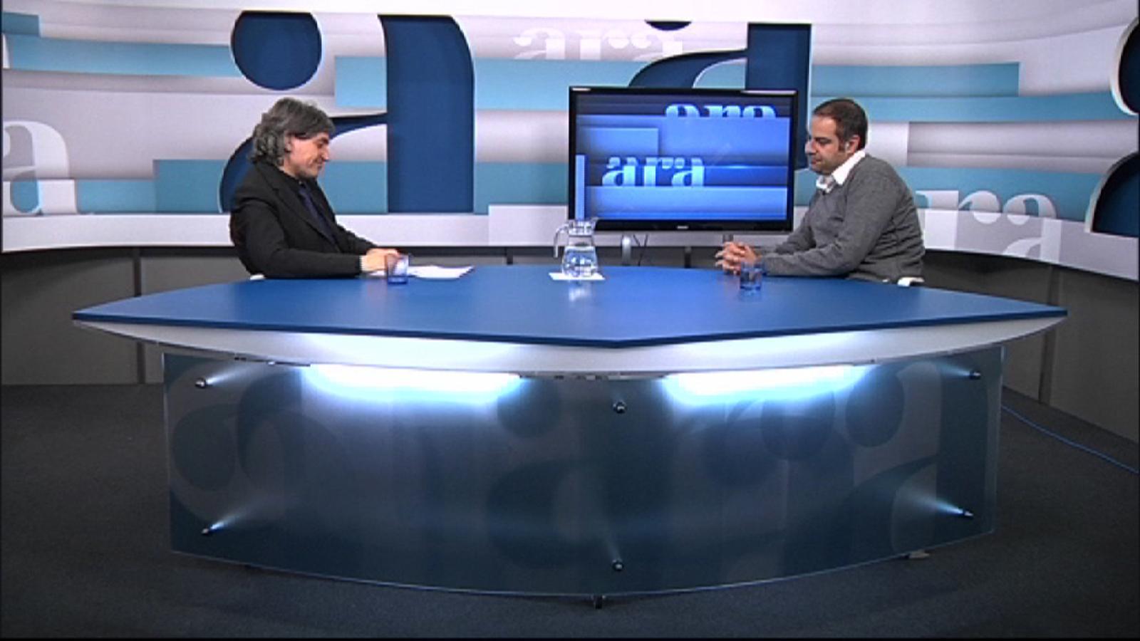 Entrevista completa Toni Claplés