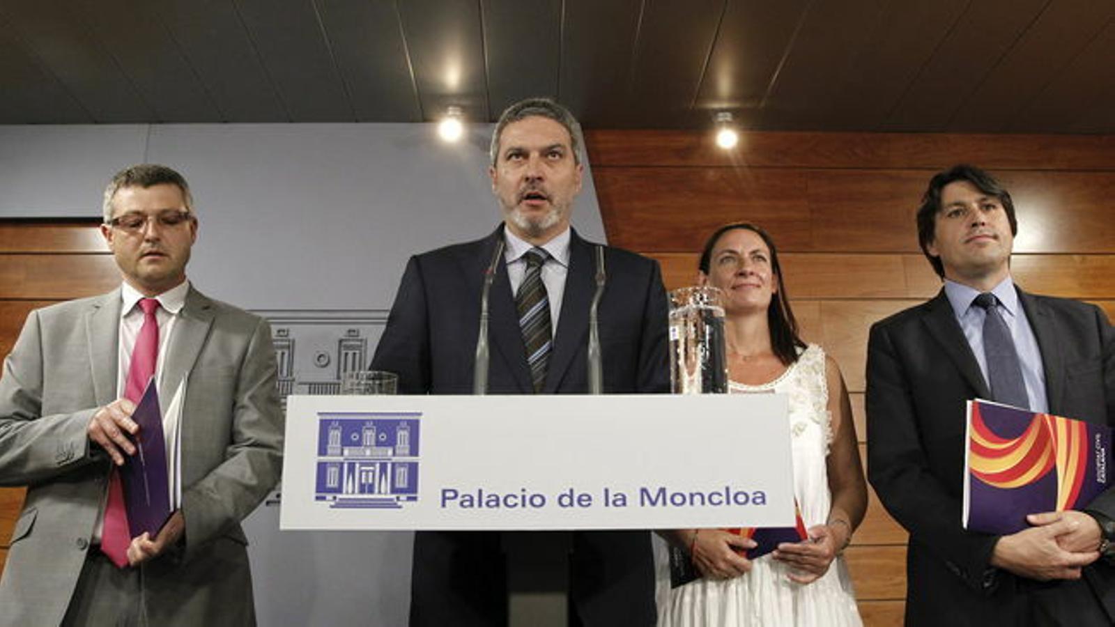 Josep Ramon Bosch torna a ocupar la presidència de Societat Civil Catalana