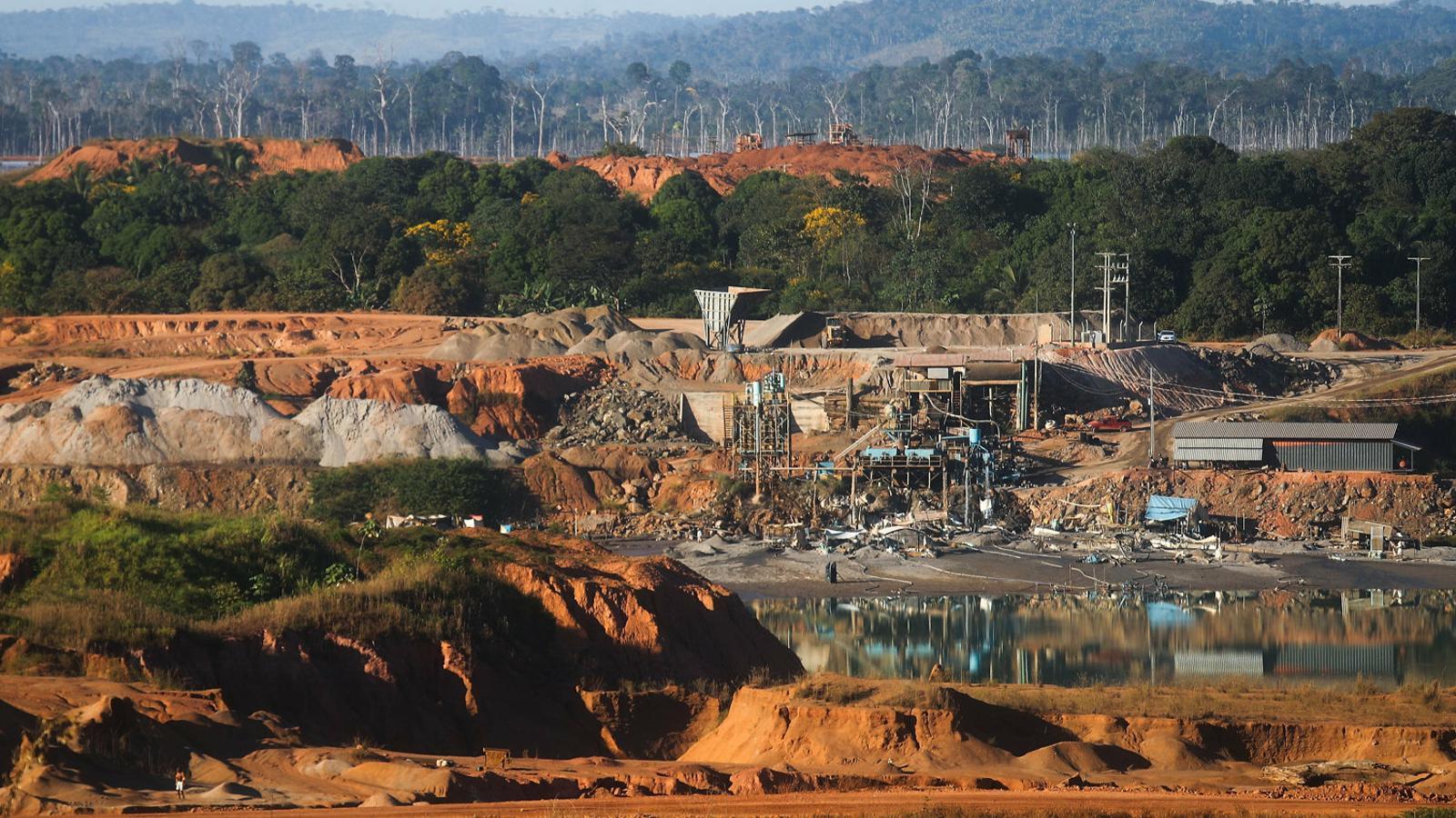 La destrucció de l'Amazònia s'accelera amb Bolsonaro