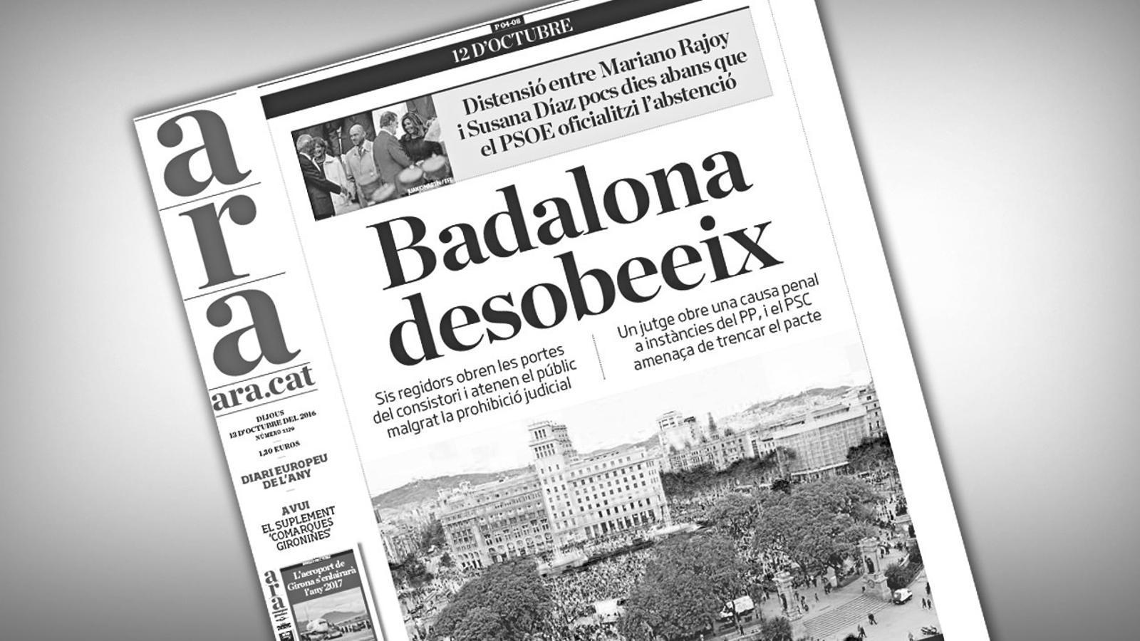 L'anàlisi d'Antoni Bassas: 'L'escopeta nacional'