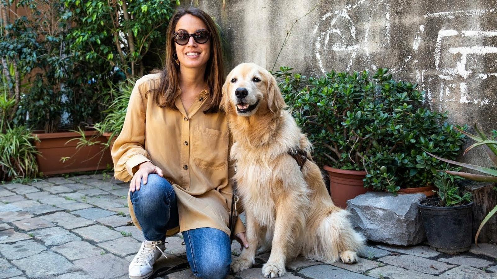 """Maria Petit: """"Viatjar és de les coses que més m'agrada fer"""""""