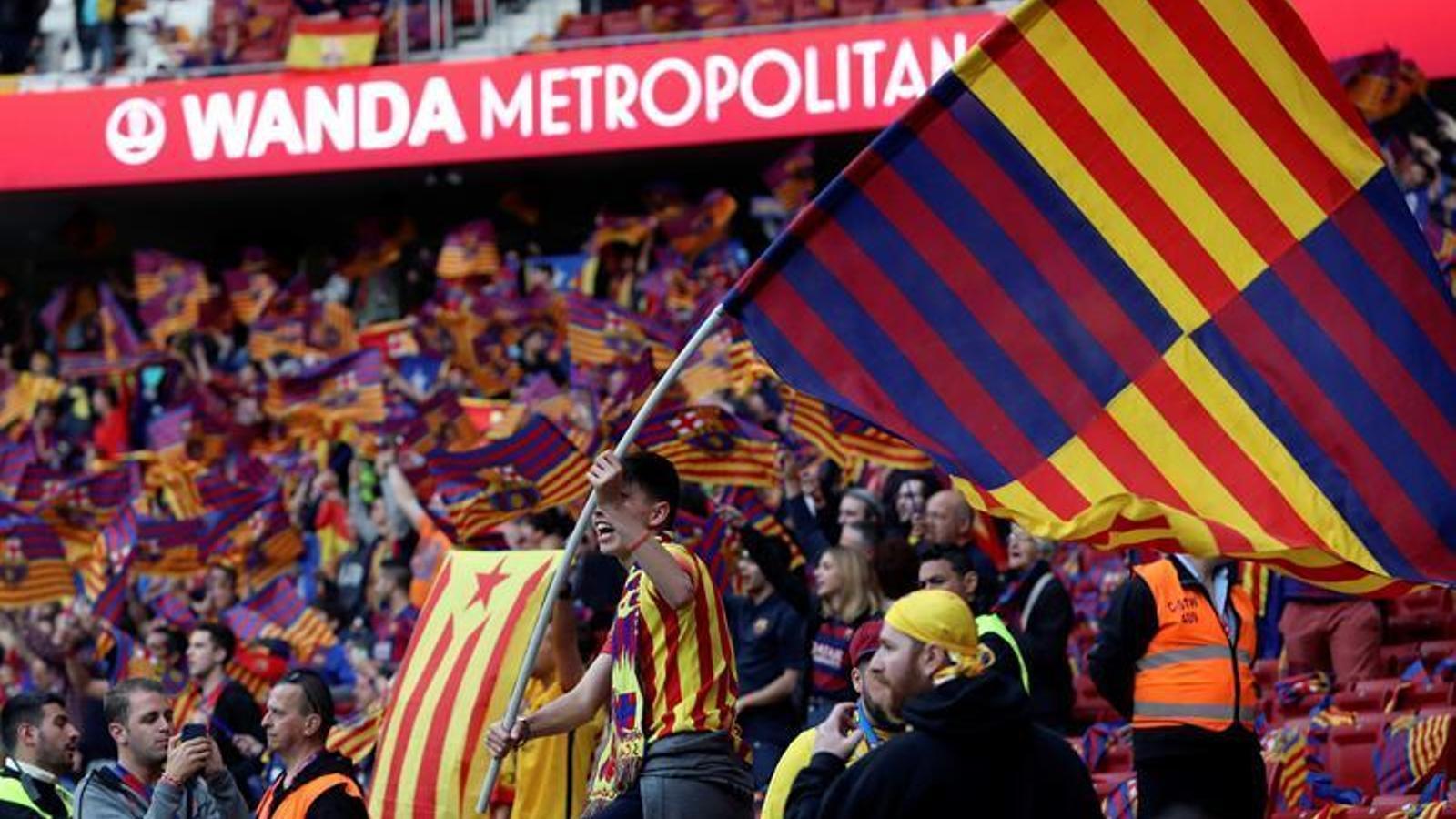 La xiulada a l'himne espanyol