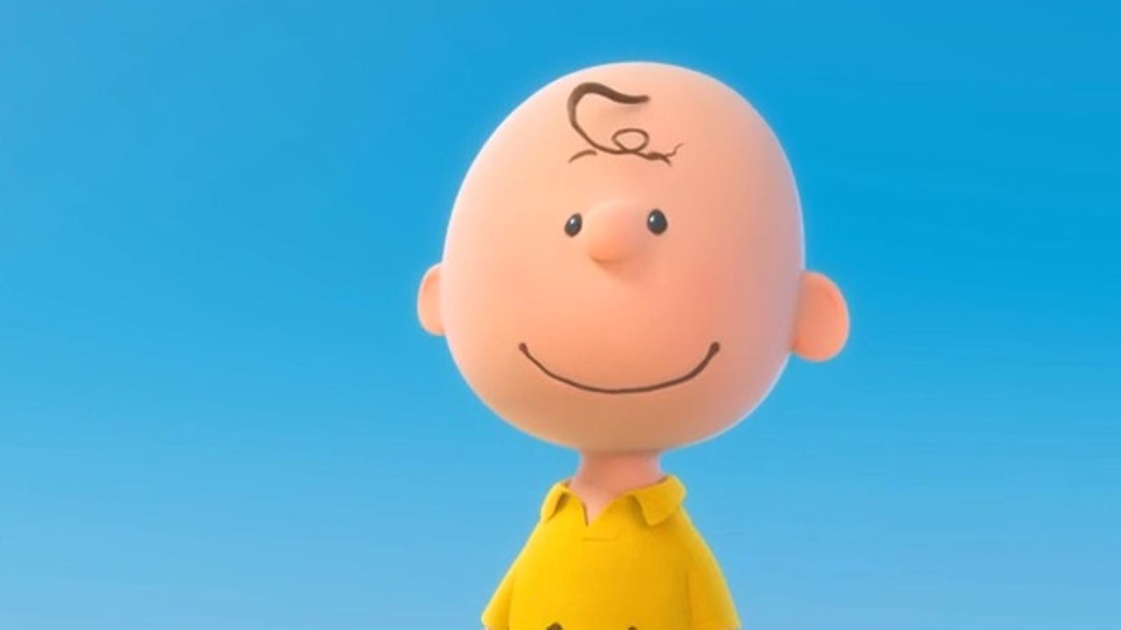 Charlie Brown i Snoopy, com no els havies vist mai