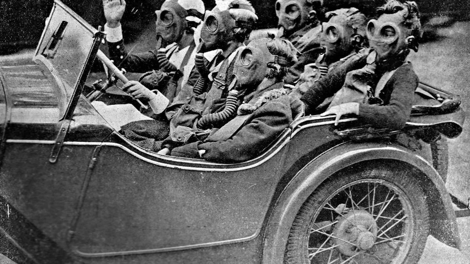 Març del 1938: Tres dies de terror aeri, més de 40 hores d'angoixa