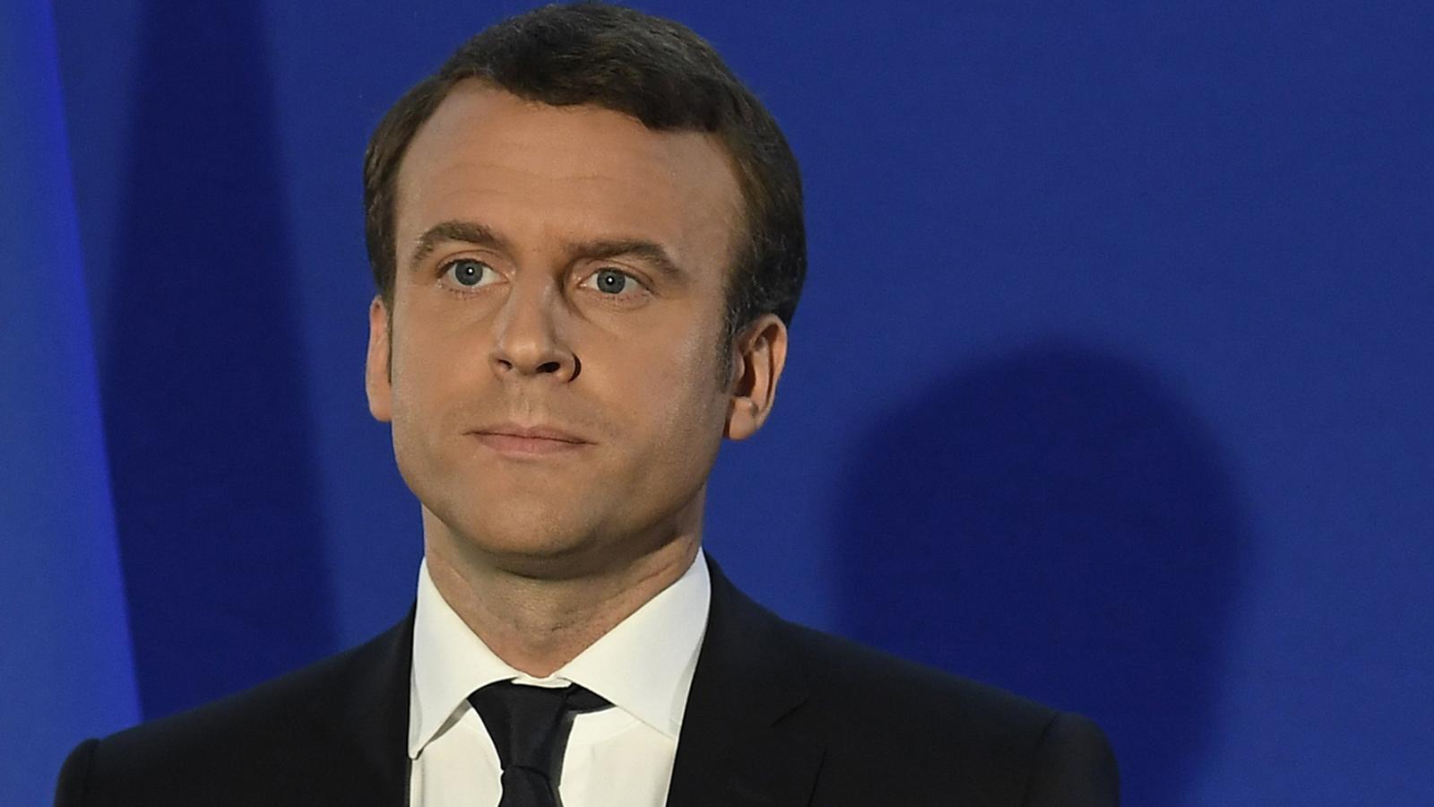 El nou president de França i copríncep d'Andorra, Emmanuel Macron / EFE
