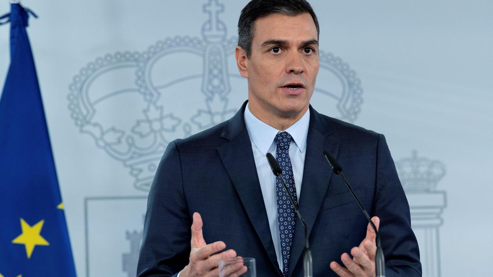 El gobierno español aprobará el martes un plan de vacunación del coronavirus