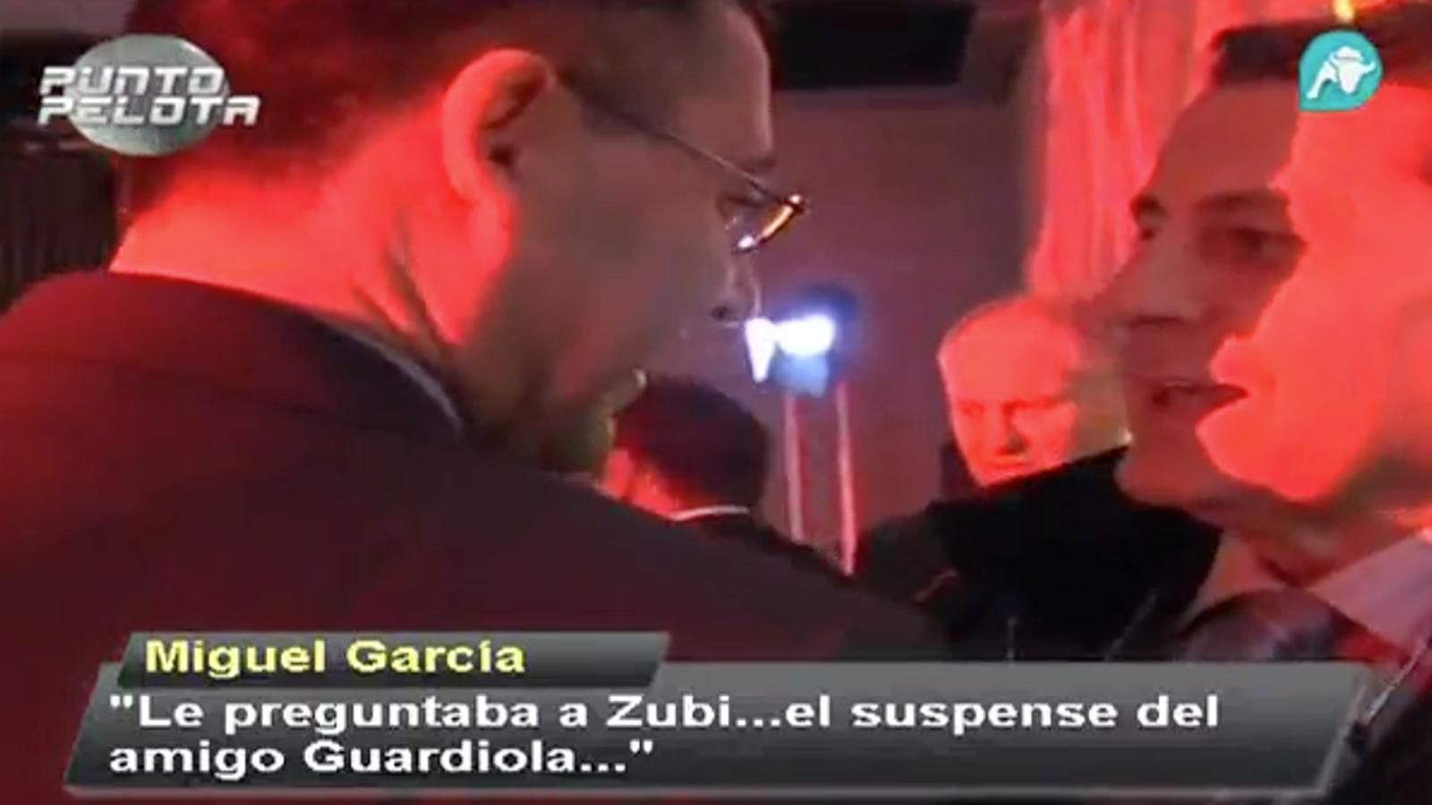 El president de l'Hospi col·labora amb Punto Pelota per treure informació d'amagat als directius del Barça
