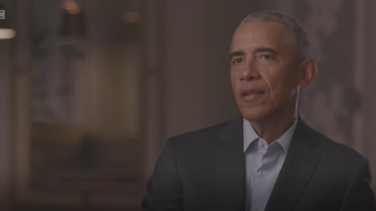 Avançament de l'entrevista de la BBC a Barack Obama