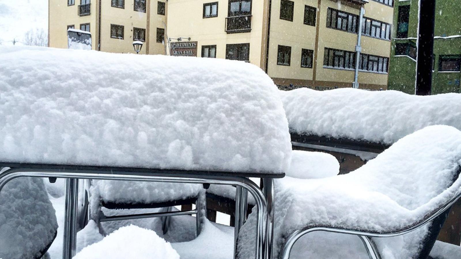 Les vostres fotos de la neu i el fred